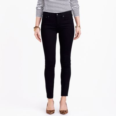 "Black skinny jean with 28"" inseam factorywomen pants c"