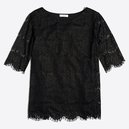Lace blouse