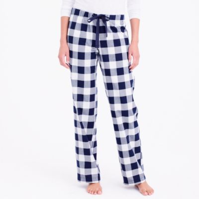 Yarn-dyed flannel pajama pant   search