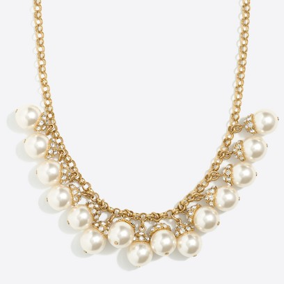 Pearl Accent Necklace Factorywomen Jewelry C