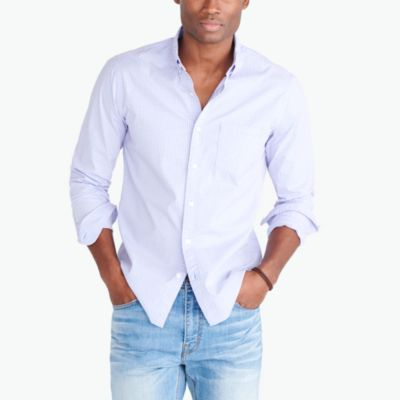 Slim flex washed shirt factorymen new arrivals c