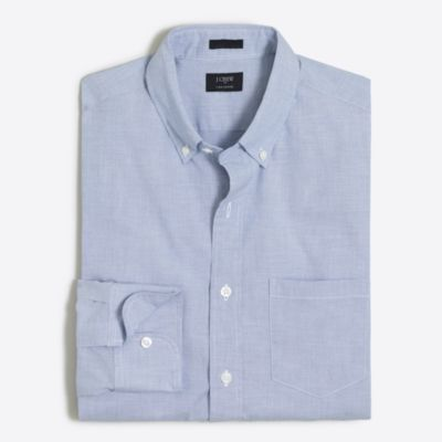 Slim flex washed shirt factorymen casual shirts c