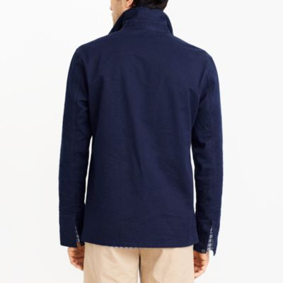 Cotton twill shirt-jacket : FactoryMen The Cold-Weather Shop | Factory