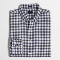 Cotton-linen shirt
