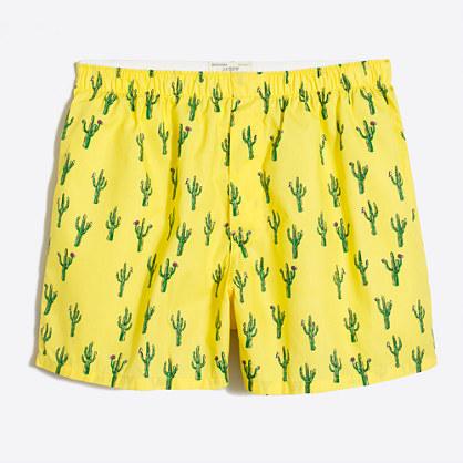 Cactus boxers