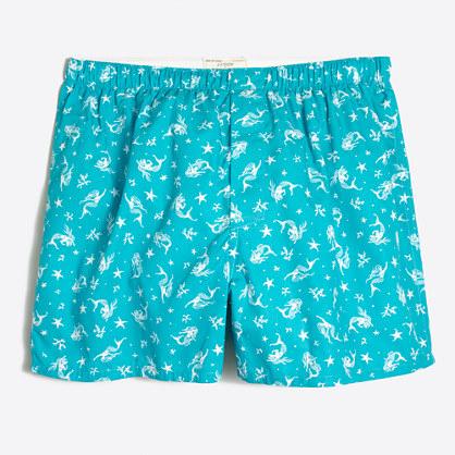 Mermaid boxers