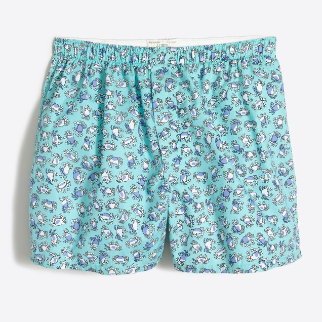 Crab colony boxers