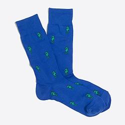 Seahorse socks