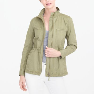 Cotton pocket jacket factorywomen jackets and blazers c