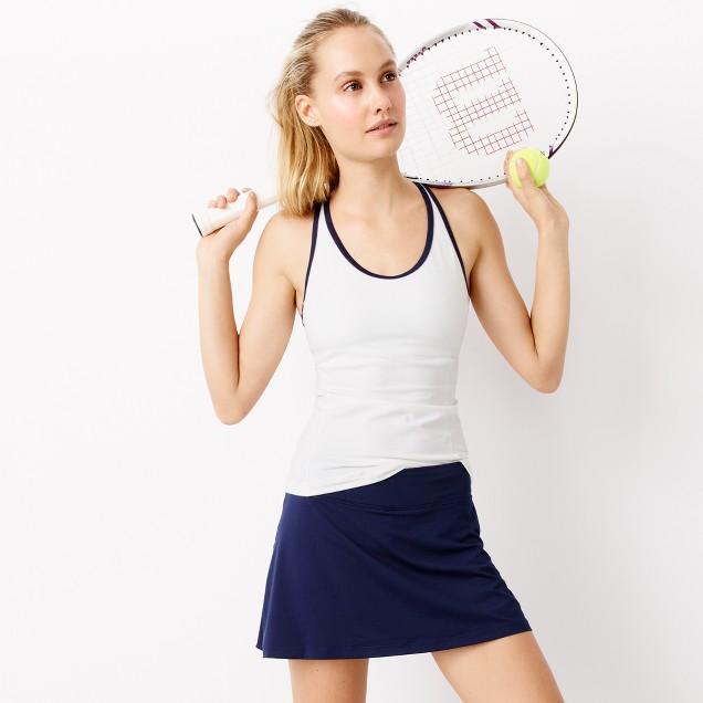 New Balance® for J.Crew tennis skirt