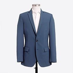 Thompson blazer in lightweight flex wool