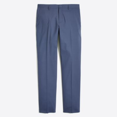 Slim Thompson suit pant in lightweight flex wool factorymen suits under $300 c