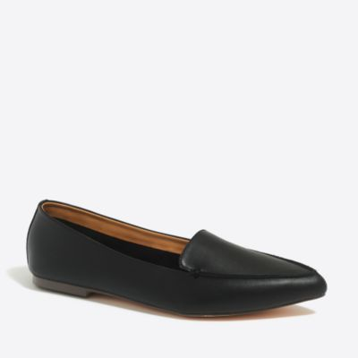 Edie leather loafers factorywomen new arrivals c