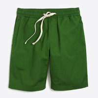 "9"" stadium short in lightweight chino"