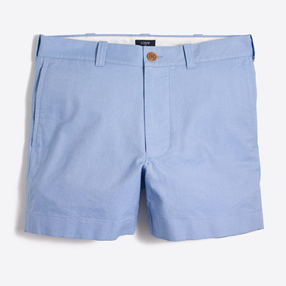 "5"" oxford Varick short"