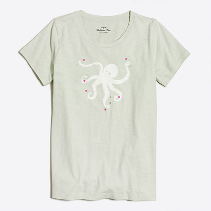 Octopus collector T-shirt