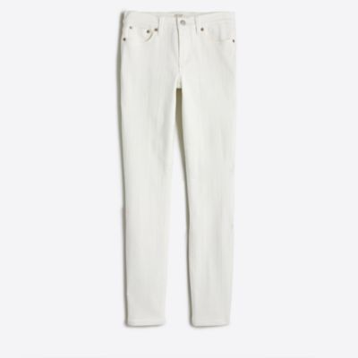 "White wash skinny jean with 26"" inseam"
