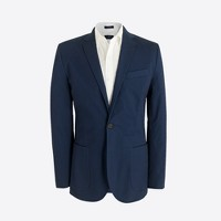 Thompson unconstructed flex chino blazer