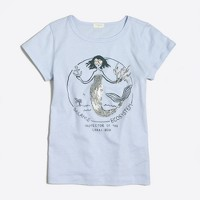 Girls' mermaid keepsake T-shirt