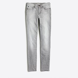 """Dolphin wash skinny jean with 28"""" inseam"""