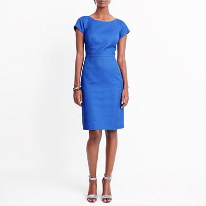 Basketweave dress
