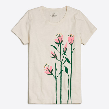 Tulip collector T-shirt