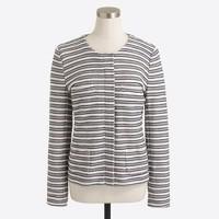 Knit lady jacket