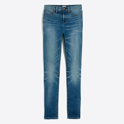 Windsurfer wash high-rise skinny jean with 28