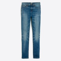 "Windsurfer wash high-rise skinny jean with 28"" inseam"