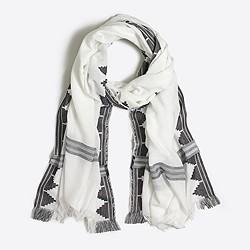 Border scarf