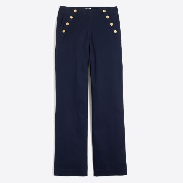 Sailor trouser