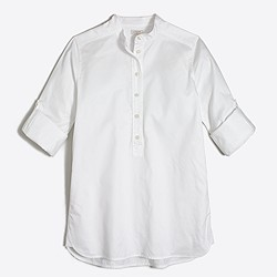 Petite tunic shirt