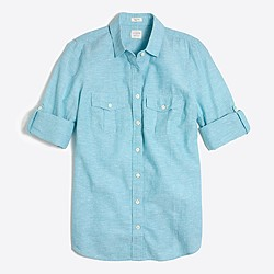 Camp tunic shirt
