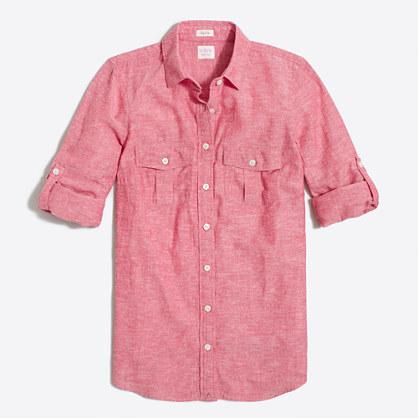 Camp tunic shirt