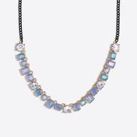 Girls' multi stone necklace