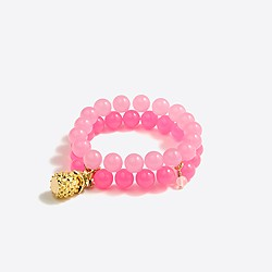 Girls' fruit bracelet
