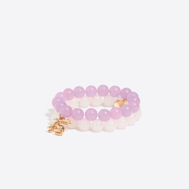Girls' gumball bracelet