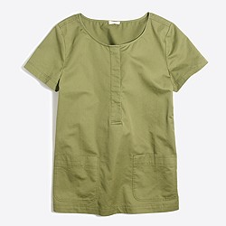 Placket T-shirt
