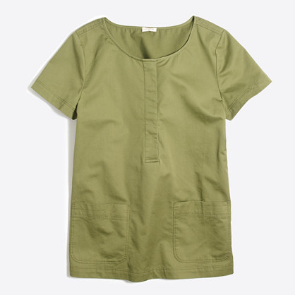 Placket T-shirt