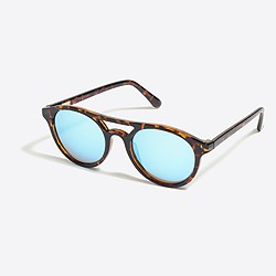 Top-bar sunglasses