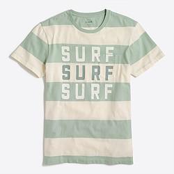 Surf striped T-shirt