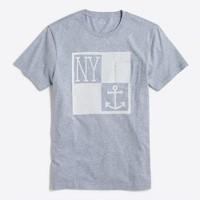 New York anchor T-shirt