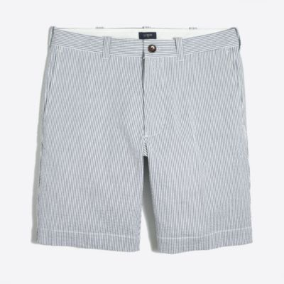 "9"" flex seersucker Gramercy short factorymen shorts c"