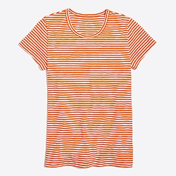 Striped studio T-shirt