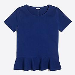 Peplum T-shirt
