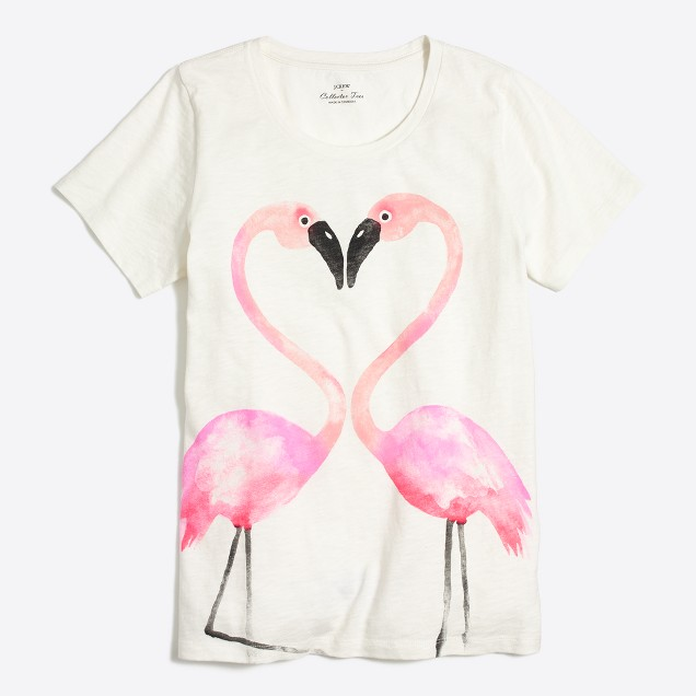 Flamingo love collector T-shirt