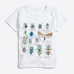 Boys' bugs storybook T-shirt