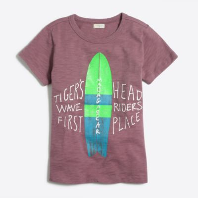 Boys' first wave storybook T-shirt