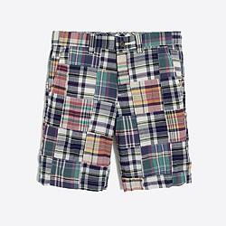 Boys' Gramercy short in summer plaid