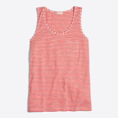 Striped tank top   sale